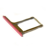Genuine HTC One M8 Sim Card Tray in Pink (Grade A)