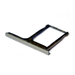 Genuine HTC One M8 Sim Card Tray in Silver (Grade A)