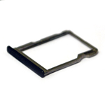 Genuine HTC One (M9) SD Card Tray in Metallic Grey- HTC part no: 72H08814-01M (Grade A)