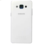 Genuine Samsung SM-A500F Galaxy A5 Back Cover Housing Complete in White- Samsung part no: GH96-08241A (Grade A)