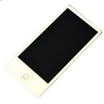 Genuine Apple iPod Nano 7 Complete Lcd with Digitizer in White (Grade B)