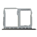 Genuine LG H850 G5 Sim / SD Card Tray in Titan Grey- LG part no: ABN74959013 (Grade A)