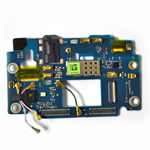 Genuine HTC One Mini 2 (M8MINn) Antenna Flex Board with  Audio Connector- HTC part no: 54H20504-01M;51H00965-02M (Grade A)