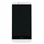 Genuine HTC Desire 510 Complete Lcd with Digitizer in White- HTC part no: 62H00107-00M (Grade A)