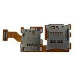 Genuine HTC One (A9) Sim/Memory Card Reader Flex- HTC part no: 51H20749-00M (Grade A)