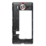 Genuine Microsoft Lumia 950 Middle Cover with Camera Lens- Microsoft part no: 00814G6 (Grade A)