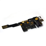 Genuine Huawei P8 Audio Flex Cable with Earphone Jack- Huawei part no: 03023DHW (Grade A)