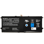 Genuine Sony Tablet Z Battery 6000 mAh (SGPBP04) (Grade A)