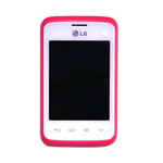 Genuine LG L20 Mid Full Screen Assembly White/Pink (Grade A)