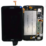 Genuine Samsung Galaxy Tab 3 7.0 SM-T210 Complete Lcd without Frame in Black (Grade A)