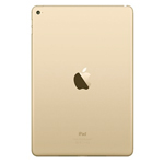 Genuine Apple iPad Air 2 Wifi Back Housing Model no: A1566 in Gold-APN:604-01118-A (Grade A)