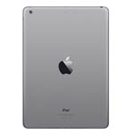 Genuine Apple iPad Air 1st Generation 16GB Wi-Fi, 9.7 Back Cover Housing in Grey-Model A1474 (Grade A)