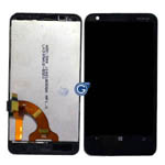 Genuine Nokia Lumia 620 Full Screen Assembly-Nokia part no: 4851399 (Grade B)