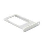 Genuine Samsung SM-G925F Galaxy S6 Edge Sim Card Tray in Light Grey-Samsung part no: GH98-35872B (Grade A)
