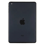 Genuine Apple iPad Mini 1 Rear Housing in Black-Model A1432 (Grade A)