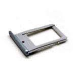 Genuine Samsung SM-G925F Galaxy S6 Edge Sim Card Tray in Dark Grey/Black-Samsung part no: GH98-35872A (Grade A)