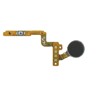 Genuine Samsung SM-N910F Galaxy Note 4 Power Key Flex-Cable with Vibra Motor- Samsung part no: GH96-07465A (Grade A)