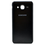 Genuine Samsung SM-J500F Galaxy J5 Battery Cover in Black-Samsung part no: GH98-37588C (Grade A)