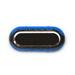 Genuine Samsung SM-A500F Galaxy A5 Home Button in Black-Samsung part no: GH98-35765B (Grade A)