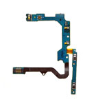 Genuine Samsung SM-A500F Galaxy A5 Volume Flex-Cable with Microphone-Samsung part no: GH96-07642A (Grade A)