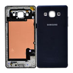 Genuine Samsung SM-A500F Galaxy A5 Rear Chassis in Blue (Grade C)