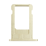 Genuine Apple iPhone 6S Sim Card Tray in Gold (Grade A)