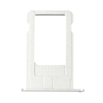 Genuine Apple iPhone 6S Sim Card Tray in Silver (Grade A)