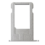 Genuine Apple iPhone 6S Sim Card Tray in Grey (Grade A)
