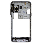 Genuine Samsung SM-J320F Galaxy J3 (2016) Middle Cover in Black- Samsung part no: GH98-39054C	 (Grade A)