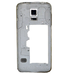 Genuine Samsung SM-G800F Galaxy S5 Mini Middle Cover- Samsung part no: GH96-07531B (Grade B)