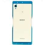 Genuine Sony Xperia M4 Aqua (E2303) Back Cover in White- Sony part no:192TUL0000A