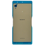 Genuine Sony Xperia M4 Aqua (E2303) Back Cover in Sliver- Sony part no:192TUL0002A