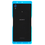 Genuine Sony Xperia M4 Aqua (E2303 ) Back Cover in Black- Sony part no:199TUL0012A