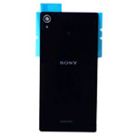 Genuine Sony E6553 Xperia Z3 Plus Back Cover in Black- Sony part no: 1289-0798	(Grade A)