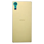 Genuine Sony F5121/ F5122 Xperia X/X Dual Battery Cover in Lime-Sony part no: 1299-9856