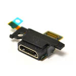 Genuine Sony (F5121 / F5122) Xperia X/X Dual  USB / Charging Port Flex-Sony part no: 1298-3580