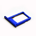 Genuine Google Pixel (G-2PW4200) Sim Card Tray in White/Blue - Google part no: 72H09705-03M