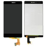 Huawei Ascend P8 Complete Lcd and Digitizer in Black