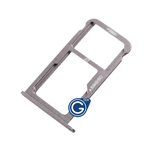 HuaWei P9 Sim Card Holder Tray in Grey