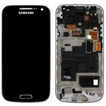 Samsung GT-I9195i, i9195,  Galaxy S4 Mini and Value Edition Complete Lcd with Touchscreen in Deep Black-Samsung part no:GH97-16992C