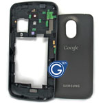Genuine Samsung Galaxy Nexus I9250, Google Nexus 3, Galaxy X Mid frame with Battery Cover