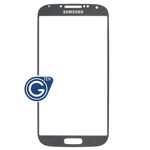 Samsung Galaxy S4 i9500/i9505 Glass Lens with Adhesive in Black Mist