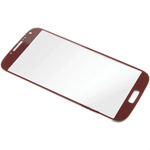 Samsung i9500/i9505 Lens with adhesive in Brown