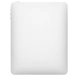 iPad 16GB Wifi version Gen Back Cover in Silver