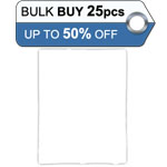Bulk 25 pcs iPad 2 Mid frame white - only 0.64p each