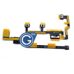 iPad 2 Power On/Off Volume Control Flex Cable Replacement Part - CDMA 2012 New Version
