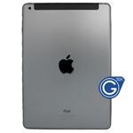 iPad 5 (Air) Back Cover 4G Version in Gun Metal Black