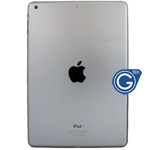 iPad 5 (Air) Back Cover Wifi Version in Gun Metal Black