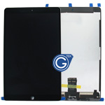 iPad Air 2019 Complete LCD and Digitizer in Black -OEM