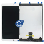 iPad Air 2019 Complete LCD and Digitizer in White -OEM